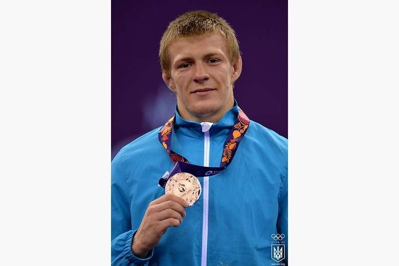 Медальний залік з боротьби збірної України на І Європейських іграх у Баку підсумував наш студент