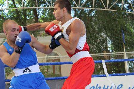 Боксери університету взяли участь у Міжнародному турнірі!