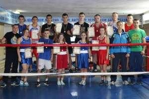 Уманські боксери найкращі в області