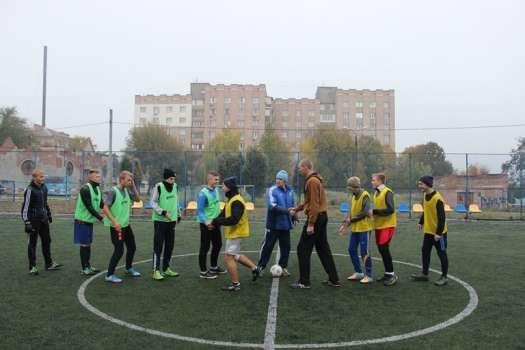 Фінішувала Першість УДПУ з міні-футболу.