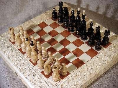 Відбулась відкрита першість з шахів та шашок